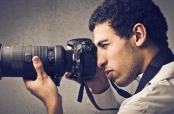 Fotógrafo formatura