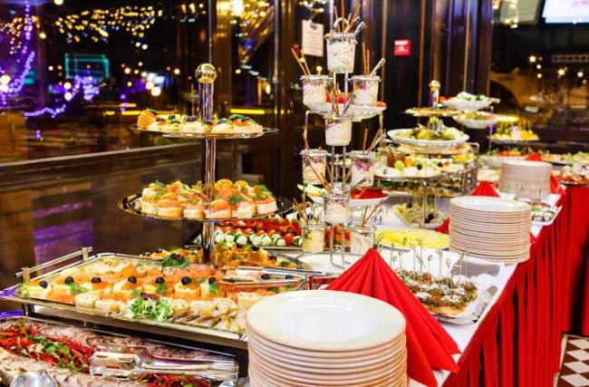 Como escolher um buffet para a festa de formatura