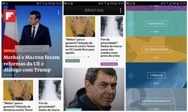 flipboard - 5 aplicativos e sites que te ajudam a estudar