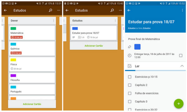 trello 1 - 5 aplicativos e sites que te ajudam a estudar