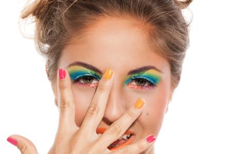 Maquiagem Foto Estúdio 10