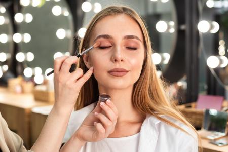 Maquiagem Foto de Estúdio 1