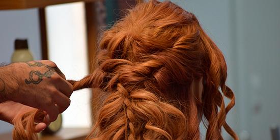 Penteado formatura Longo (5)