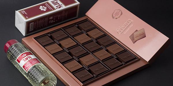 Presentes de Formatura Chocolate