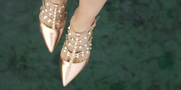 Sandália de Formatura (2)