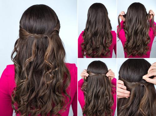 Modelos de Penteados Simples (1)