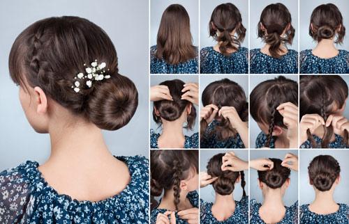 Modelos de Penteados Simples (2)