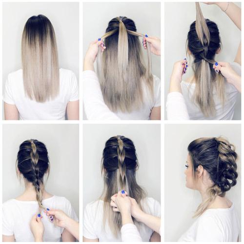 Modelos de Penteados Simples (5)