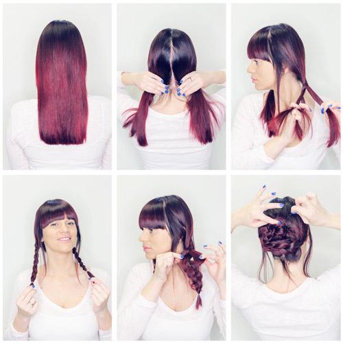 Modelos de Penteados Simples (7)