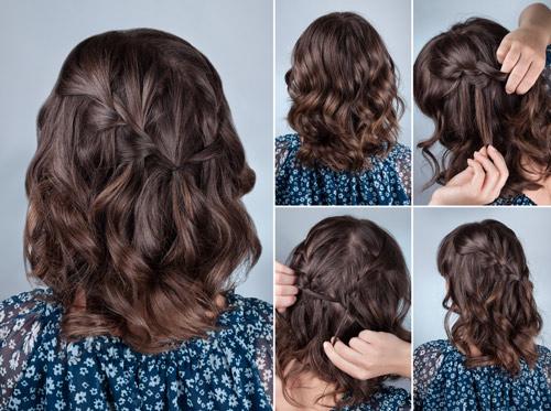 Modelos de Penteados Simples (8)